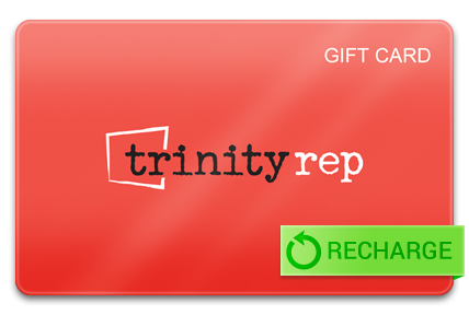 Recharge your Trinity Rep Card